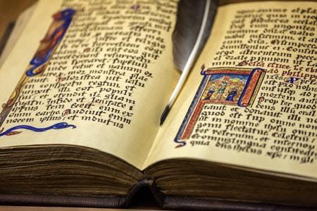 The Antique Bible