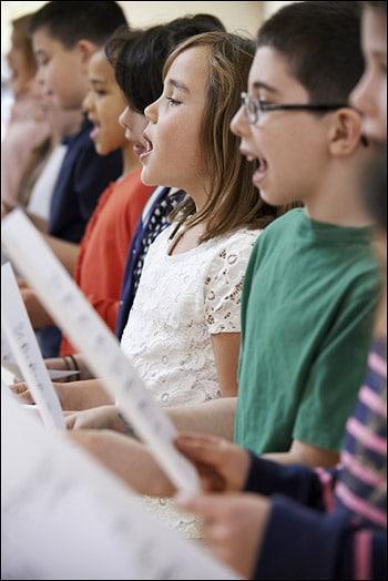 Youth Group At Church